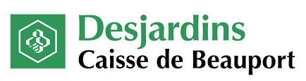 Logo Caisse Desjardins de Beauport
